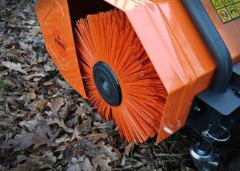Kehrmaschine Fuxtec KM196 - Kehrwalze